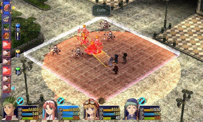 'The Legend of Heroes: Trails in the Sky the 3rd' Rilis 3 Mei