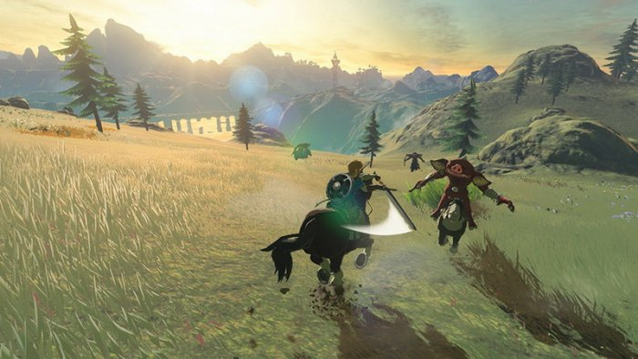 Konsep Open Air dari 'The Legend of Zelda: Breath of the Wild' Akan Jadi Standar Baru