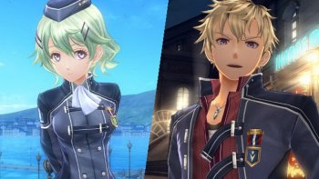 'The Legend of Heroes: Trails of Cold Steel III' Perkenalkan Musse & Ash