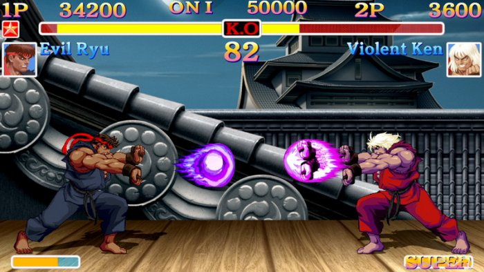 'Ultra Street Fighter II' Pamerkan Trailer Ke-2 & Cuplikan Soundtrack