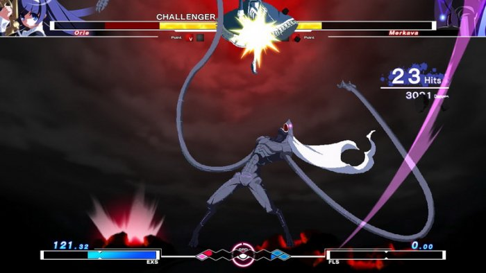 'Under Night In-Birth Exe:Late[st]' Tuju PS4, PS3, PS Vita