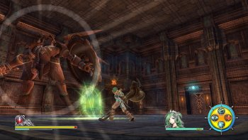 'Ys VIII: Lacrimosa of Dana' Detilkan Spirit Rescue, Underground Shrine