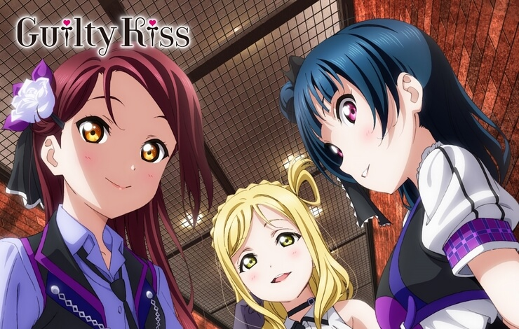 Single Kedua Mini-Unit Guilty Kiss dari Love Live! Sunshine!! Diperdengarkan