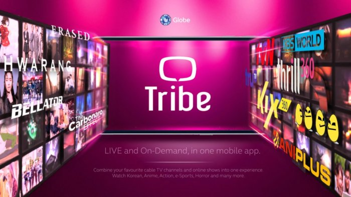 JOI - tribe tv streaming
