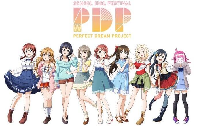 'Love Live! Perfect Dream Project' Ungkap Enam Karakter Baru