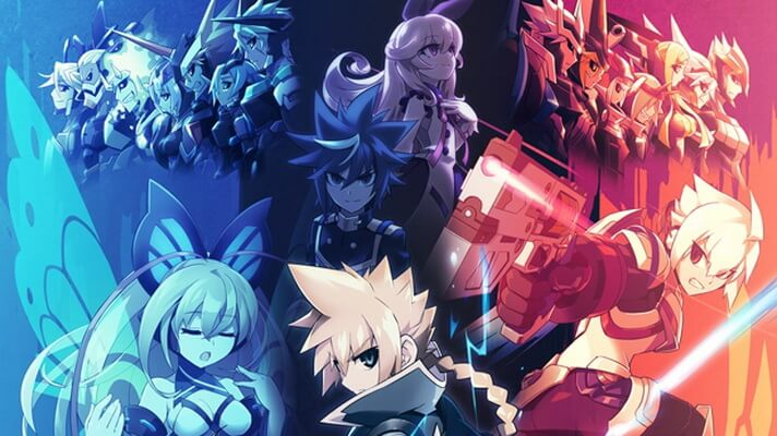 'Mighty Gunvolt Burst' & 'Azure Striker Gunvolt: Striker Pack' Siap Hadir di Switch