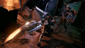 Trailer Perdana 'Code Vein' Pamerkan Gameplay