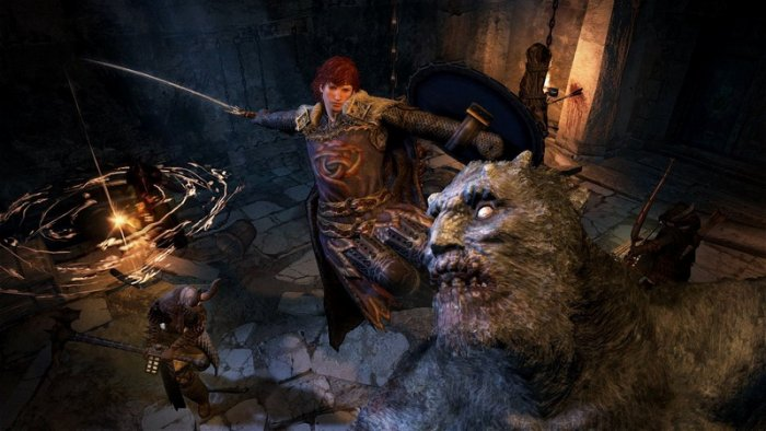 'Dragon's Dogma: Dark Arisen' Siap Hadir di PS4, XBox One