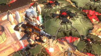 'Earth Defense Force 5' Tayangkan Trailer Ke-3