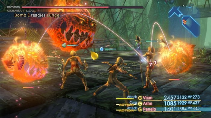 'Final Fantasy XII: The Zodiac Age Original Soundtrack' Pamerkan 4 Sampel Video