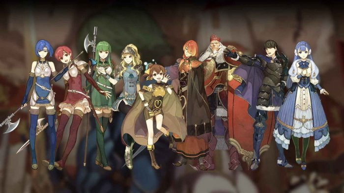 'Fire Emblem Echoes: Shadows of Valentia' Tayangkan Trailer Season Pass