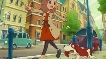 'Layton's Mystery Journey: Katrielle and the Millionaire's Conspiracy' Detilkan Cerita Episode 01