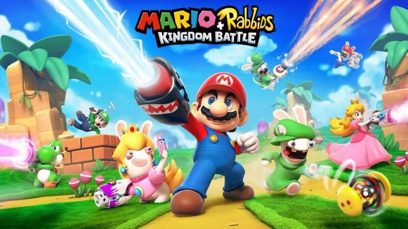 Slide Presentasi & Key Visual dari 'Mario + Rabbids Kingdom Battle' Bocor
