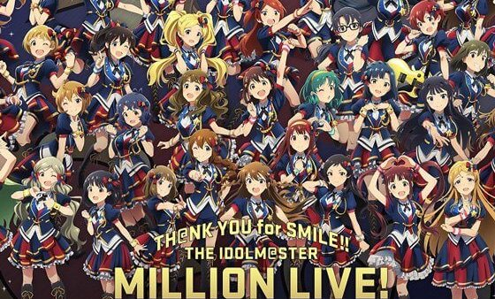'The Idolm@ster: Million Live Theater Days' Capai Satu Juta Pra-Registrasi