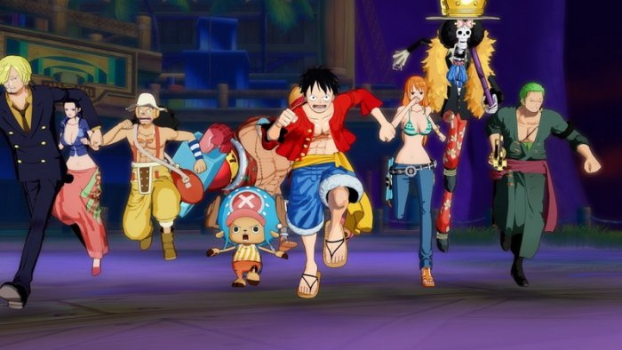 'One Piece: Unlimited World Red Deluxe Edition' Siap Hadir di PS4, Switch