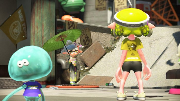 Trailer Terbaru 'Splatoon 2' Konfirmasikan Hero Mode