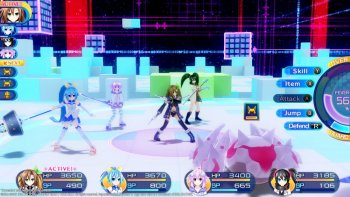 'Superdimension Neptune VS Sega Hard Girls' Hadir di Steam per 12 Juni