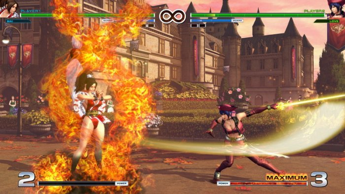 SNK Siap Bawa 'The King of Fighters XIV' ke PC