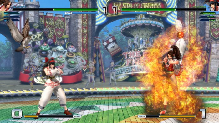 'The King of Fighters XIV: Steam Edition' Rilis per 15 Juni