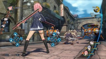 'The Legend of Heroes: Trails of Cold Steel III' Rilis di Jepang per 28 September