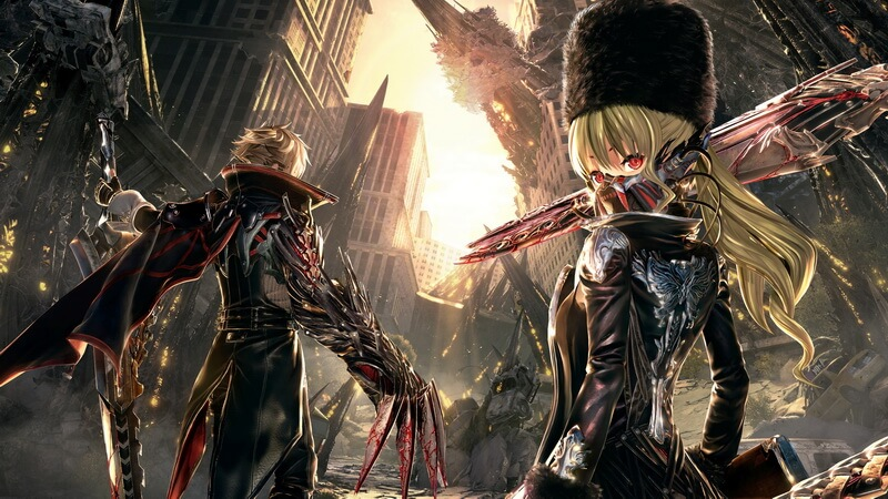 Trailer E3 2017 'Code Vein' Konfirmasikan Rilis di PS4, Xbox One, PC
