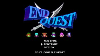 Compile Heart Sinyalkan RPG Baru dengan Video Game Fiktif 'End Quest'