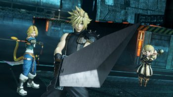 'Dissidia Final Fantasy NT' Siap Hadir di PS4