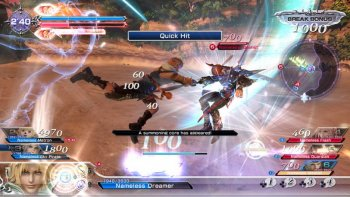 'Dissidia Final Fantasy NT' Tayangkan Video Tutorial