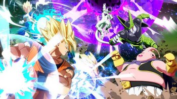 Trailer Perdana 'Dragon Ball FighterZ' Ditayangkan