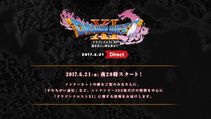 'Dragon Quest XI Direct' Siap Tayang per 21 Juni
