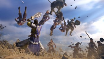 Trailer Perdana 'Dynasty Warriors 9' Pamerkan Gameplay