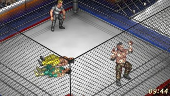 'Fire Pro Wrestling World' Hadir di Steam Early Access per 10 Juli