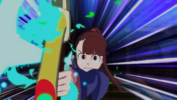 Detil Perdana 'Little Witch Academia: Toki no Mahou to Nana Fushigi' untuk PS4 Terungkap
