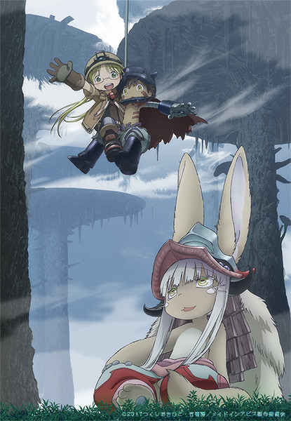 made in abyss visual