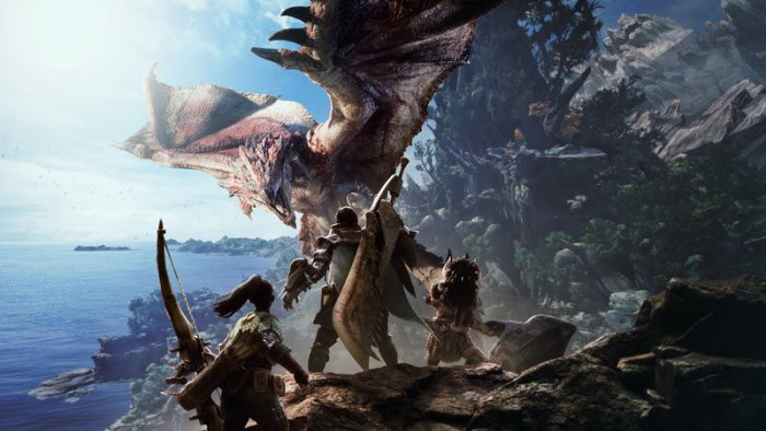 Capcom Umumkan 'Monster Hunter: World' untuk PlayStation 4, Xbox One, PC