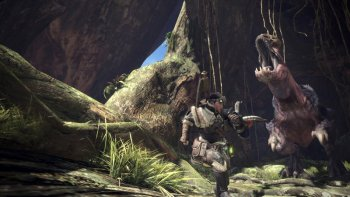 Gameplay 'Monster Hunter: World' di E3 2017 Bocor