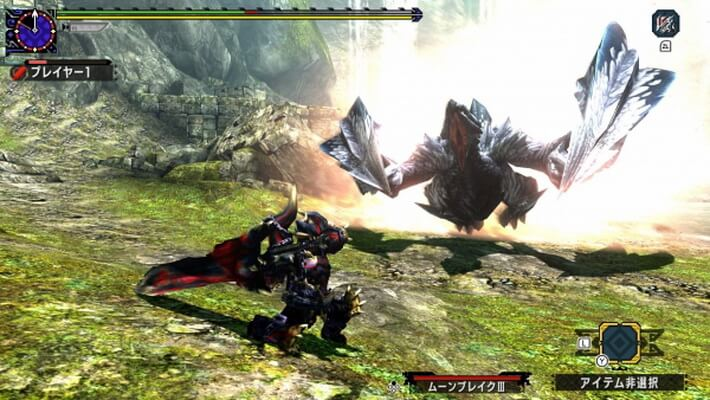 Gameplay dari 'Monster Hunter XX Nintendo Switch Ver.' Dipamerkan