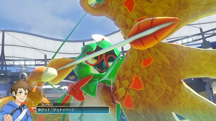'Pokken Tournament DX' Tuju Nintendo Switch