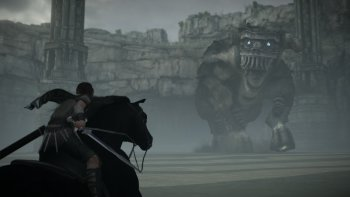 Remake dari 'Shadow of the Colossus' Siap Hadir di PS4