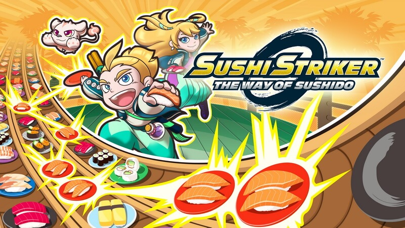 Nintendo Umumkan 'Sushi Striker: The Way of Sushido' untuk 3DS