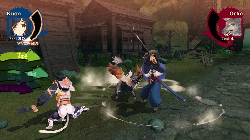 Trailer Perdana 'Utawarerumono: Mask of Truth' di E3 2017