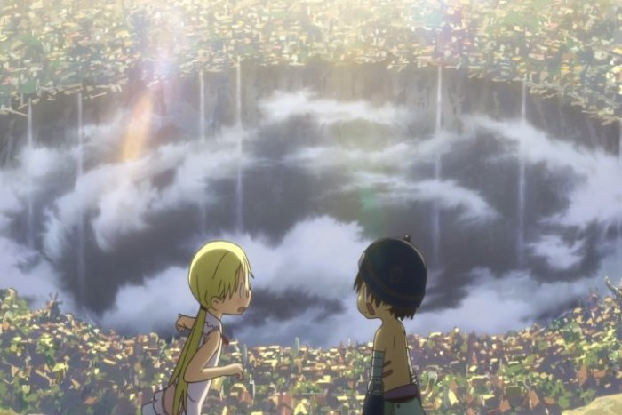Made in Abyss - 01
