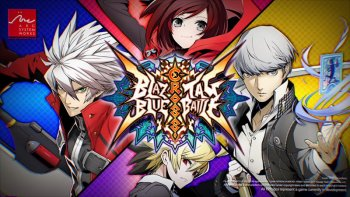 Arc System Works Umumkan 'BlazBlue: Cross Tag Battle' di EVO 2017