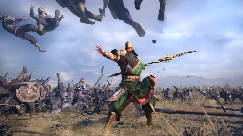 Tampak Gameplay Perdana 'Dynasty Warriors 9' Dirilis