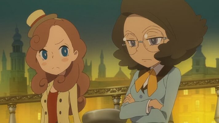 Simak Trailer Perdana 'Layton's Mystery Journey: Katrielle and the Millionares' Conspiracy'