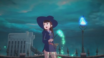 Rekaman Gameplay 'Little Witch Academia: Chamber of Time' di Anime Expo 2017 Tersebar di Internet