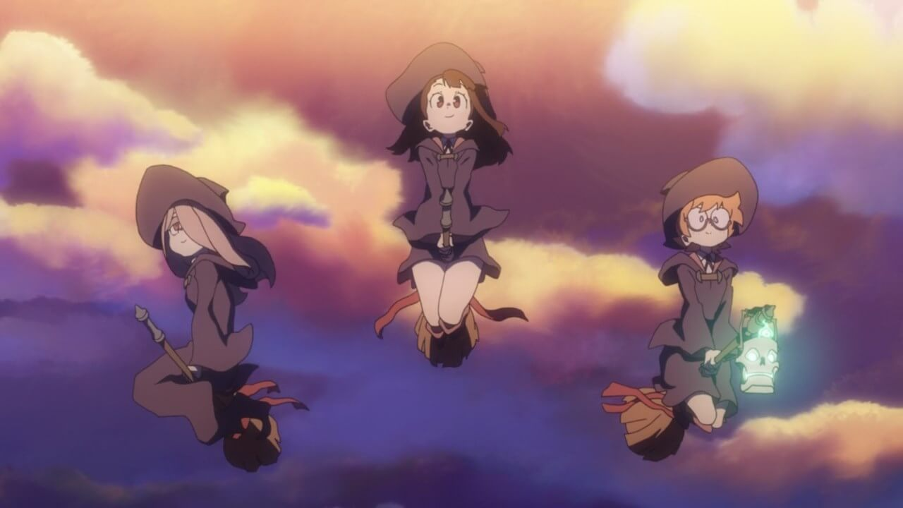 [Review] Little Witch Academia