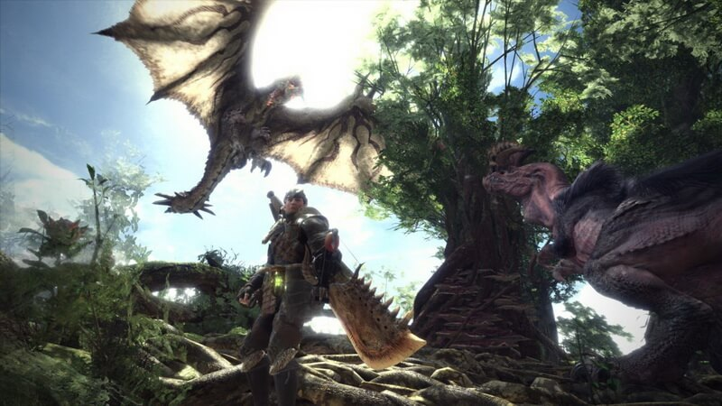 'Monster Hunter: World' Pamerkan 23 Menit Gameplay di Ancient Forest