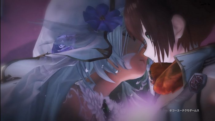 'Nights of Azure 2' Tayangkan Trailer Bishoujo yang Dramatis