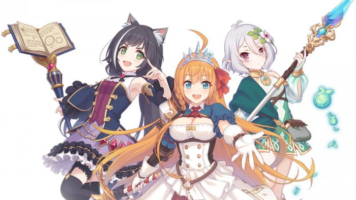 Tayangkan Trailer 2, 'Princess Connect Re: Dive' Buka Pra-registrasi